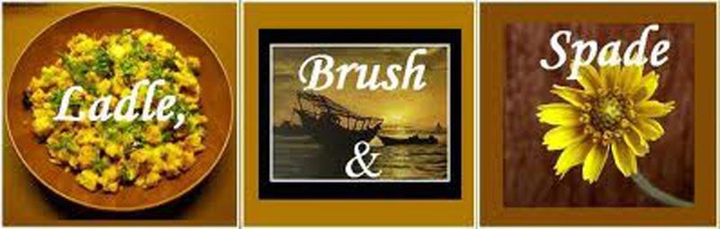 Ladle, Brush & Spade