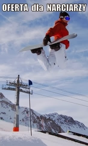Nasza oferta narciarska
