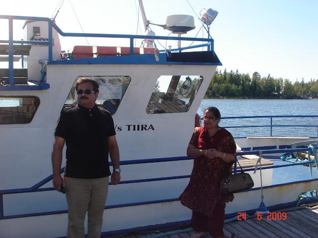 Ms TIIRA,Kvarken,Finland