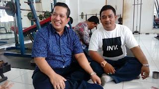 Anggota DPR RI Komisi VII PAN Hadiri Kampanye Hakam Naja-Nur Chasanah