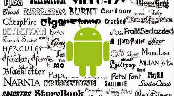 Kumpulan Ribuan Font Distro Baru