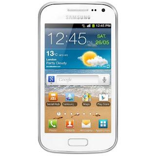 Spesifikasi dan Harga Samsung Galaxy Ace 2 I8160