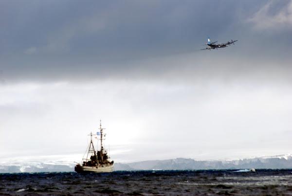 Finalizó despliegue de la Aviación Naval
