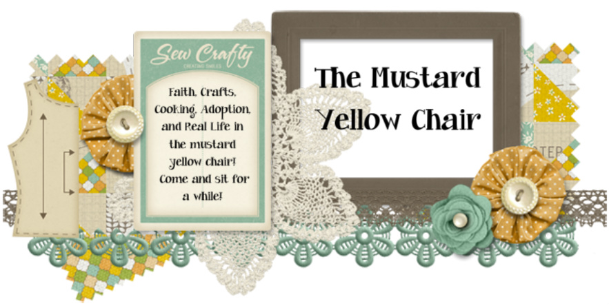 The Mustard Yellow Chair