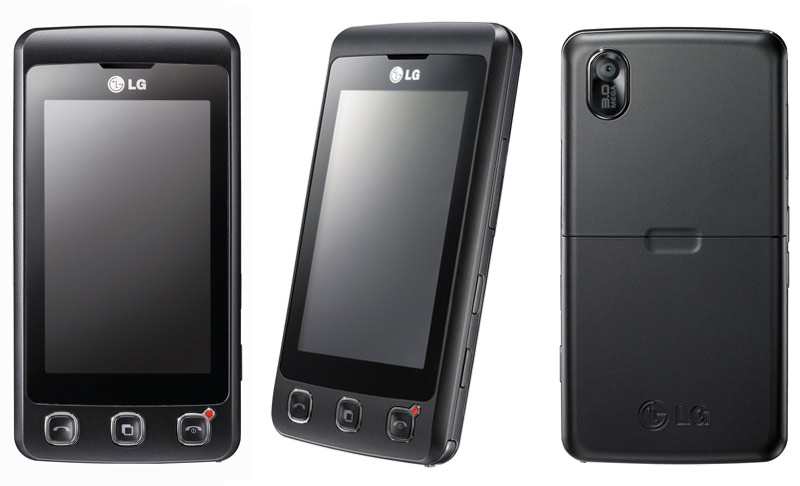 Mobile Mania: LG Cookie KP500