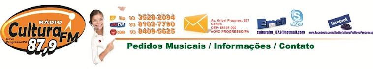RÁDIO CULTURA FM - 87.9 MHZ