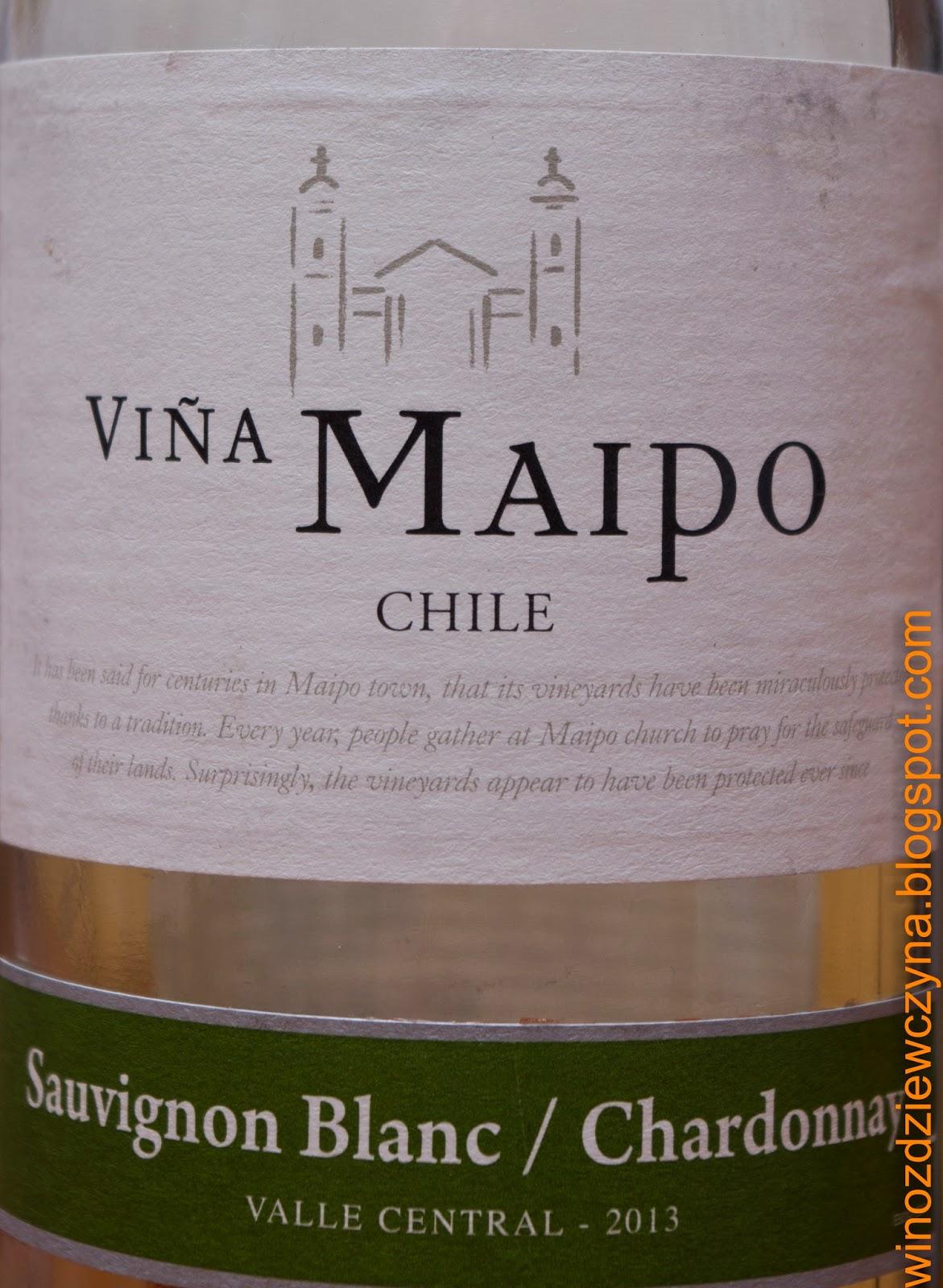 wino półwytrawne białe