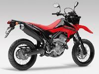 Gambar Motor 2014 Honda CRF250M picture-4