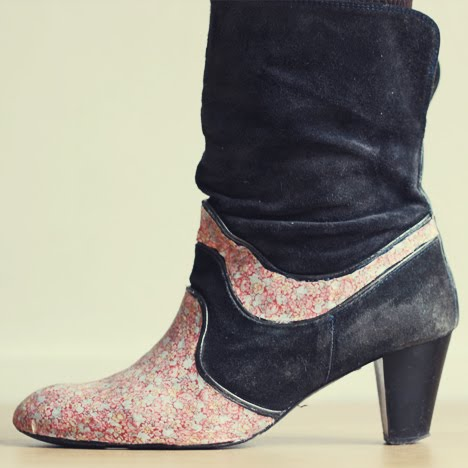 Boots Restyle DIY