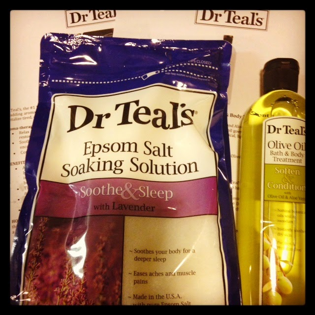 Dr. Teal's Epsom Salt Dr. Teal's Olive Oil Treatment