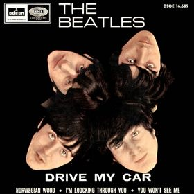 Disco THE BEATLES - Drive my car