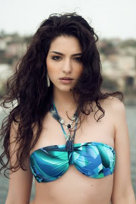 Miss Turkey 2011 Melisa Aslı Pamuk