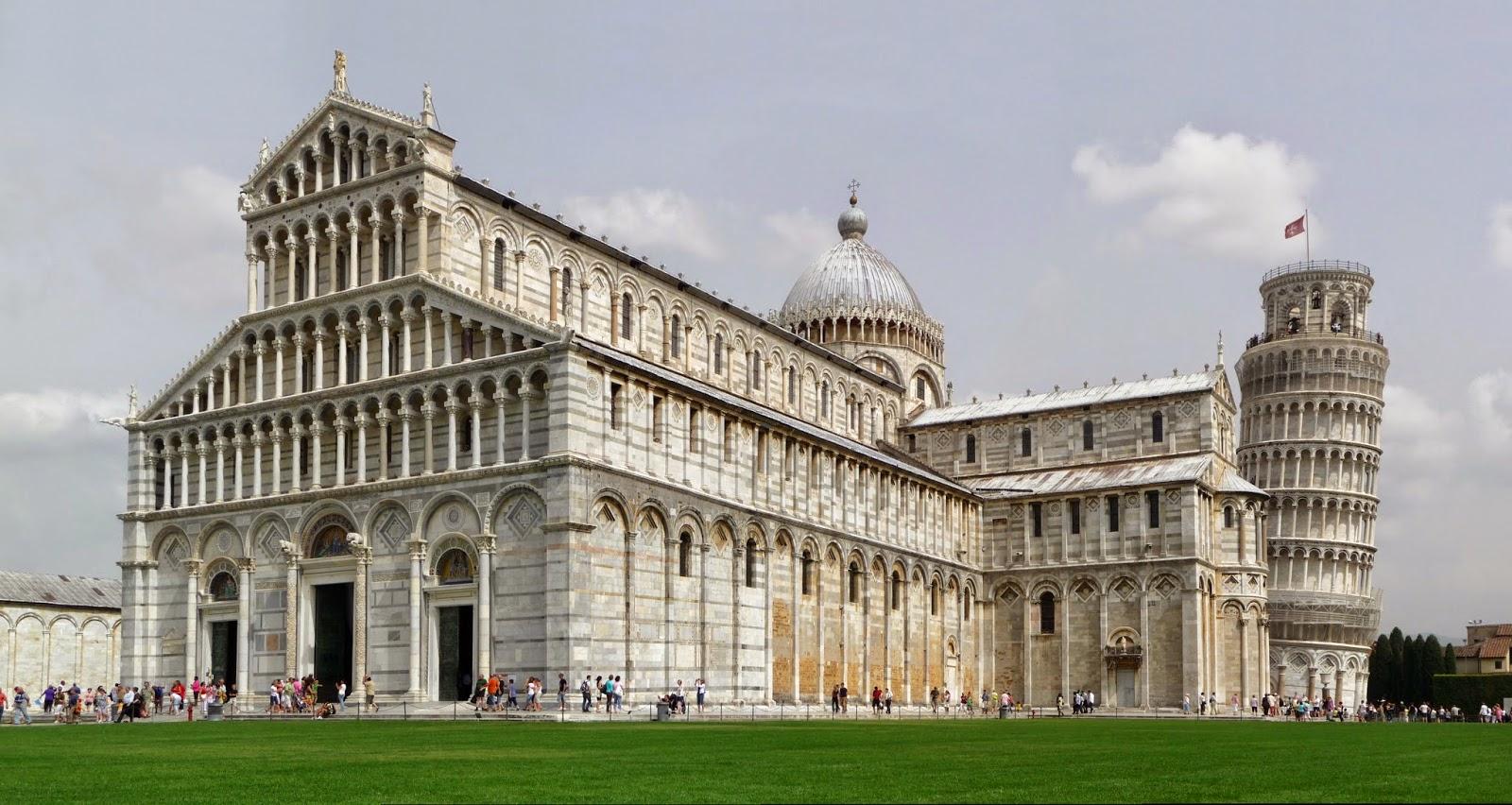 Arsitektur Eropa