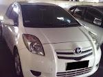 Dijual Mobil Bekas Toyota Yaris J AT tahun 2008