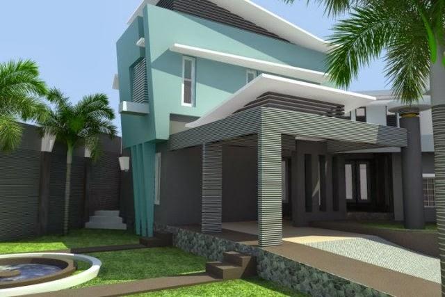cat rumah minimalis yang indah desain rumah minimalis