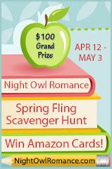 Night Owl Reviews Spring Fling