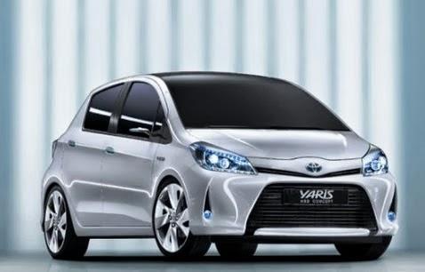 Harga Mobil Toyota Yaris Baru 2014