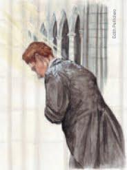 """Arrodillado, decía en voz baja: """"Allí está la casa de Dios, ¡y la puerta del Cielo!"""""""
