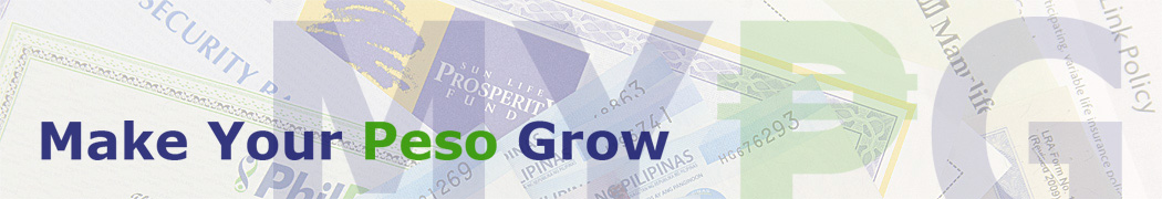MYPG - Make Your Peso Grow