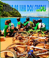 Trilha na Ilha dos Frade - O Empurra Bike