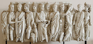 Ancient Roman Marriage -4