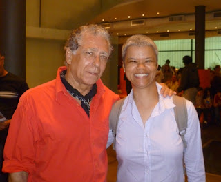 Neville de Almeida e Suyene Correia_Oi Futuro Flamengo