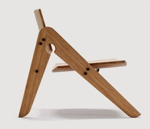 We Do Wood Lounge Chair