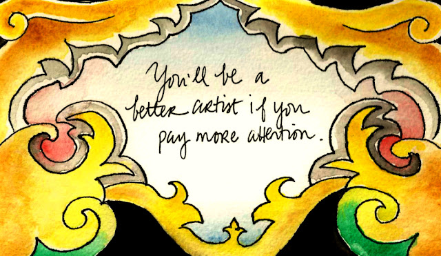 pay more attention - catherine masi