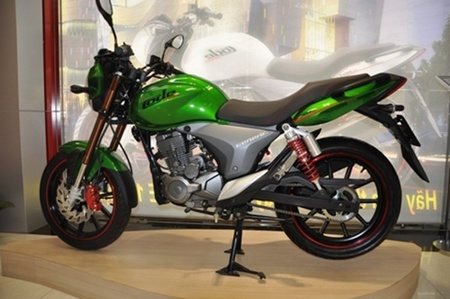 New Benelli Dragon Picture