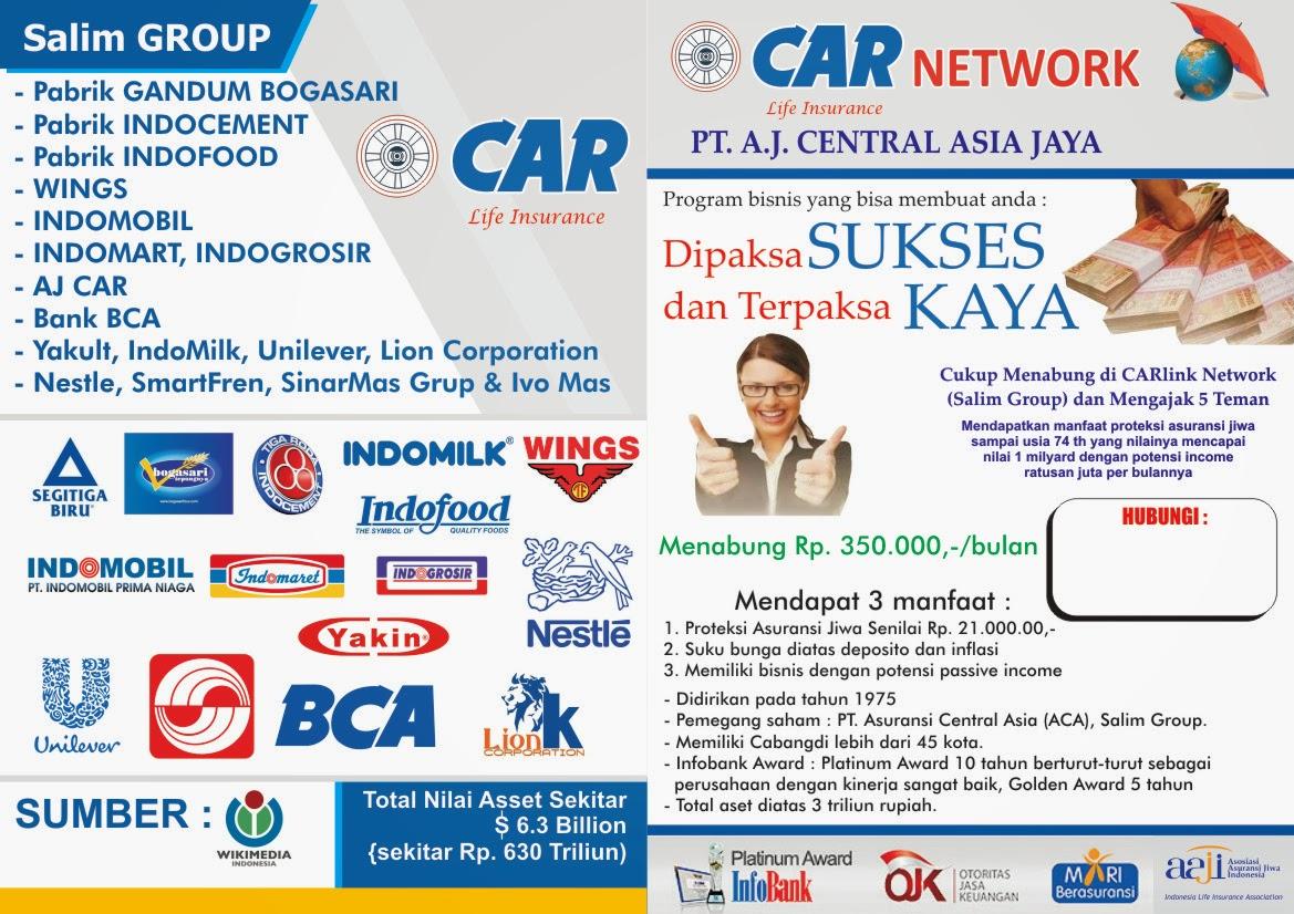 Pt Car Vs 3i Network Brosur