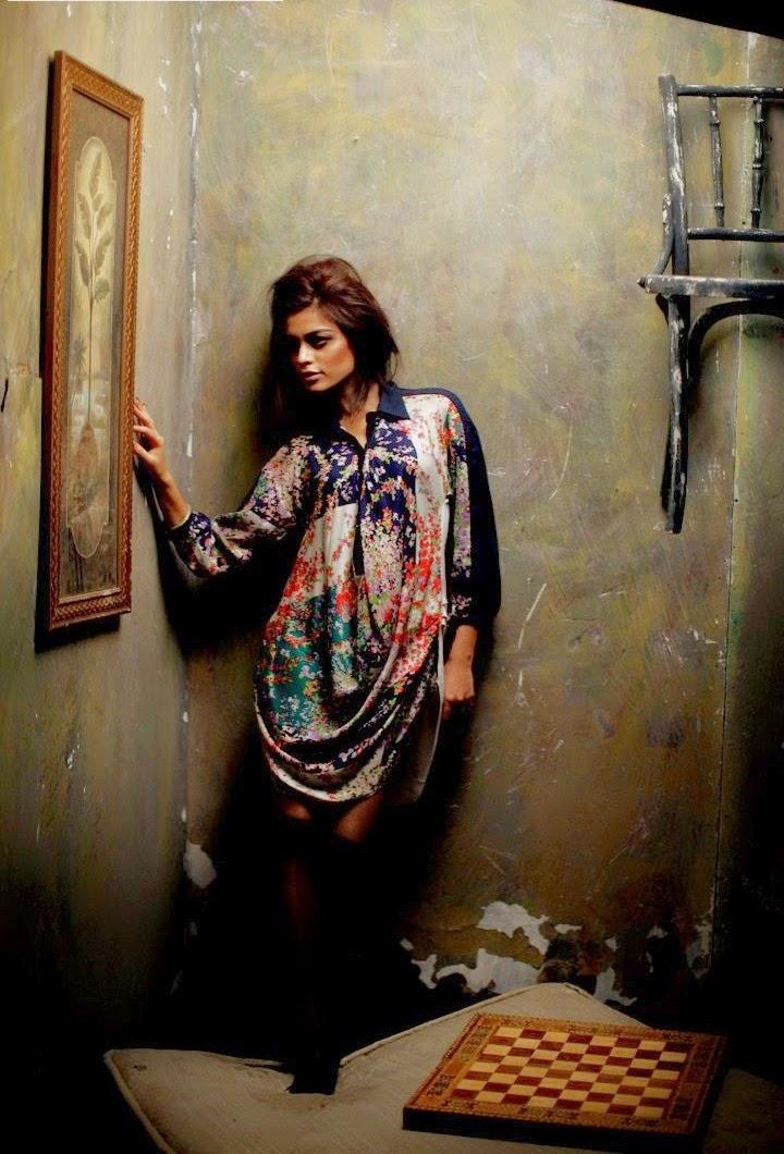 Sonya Battla Fall Winter Pret Collection