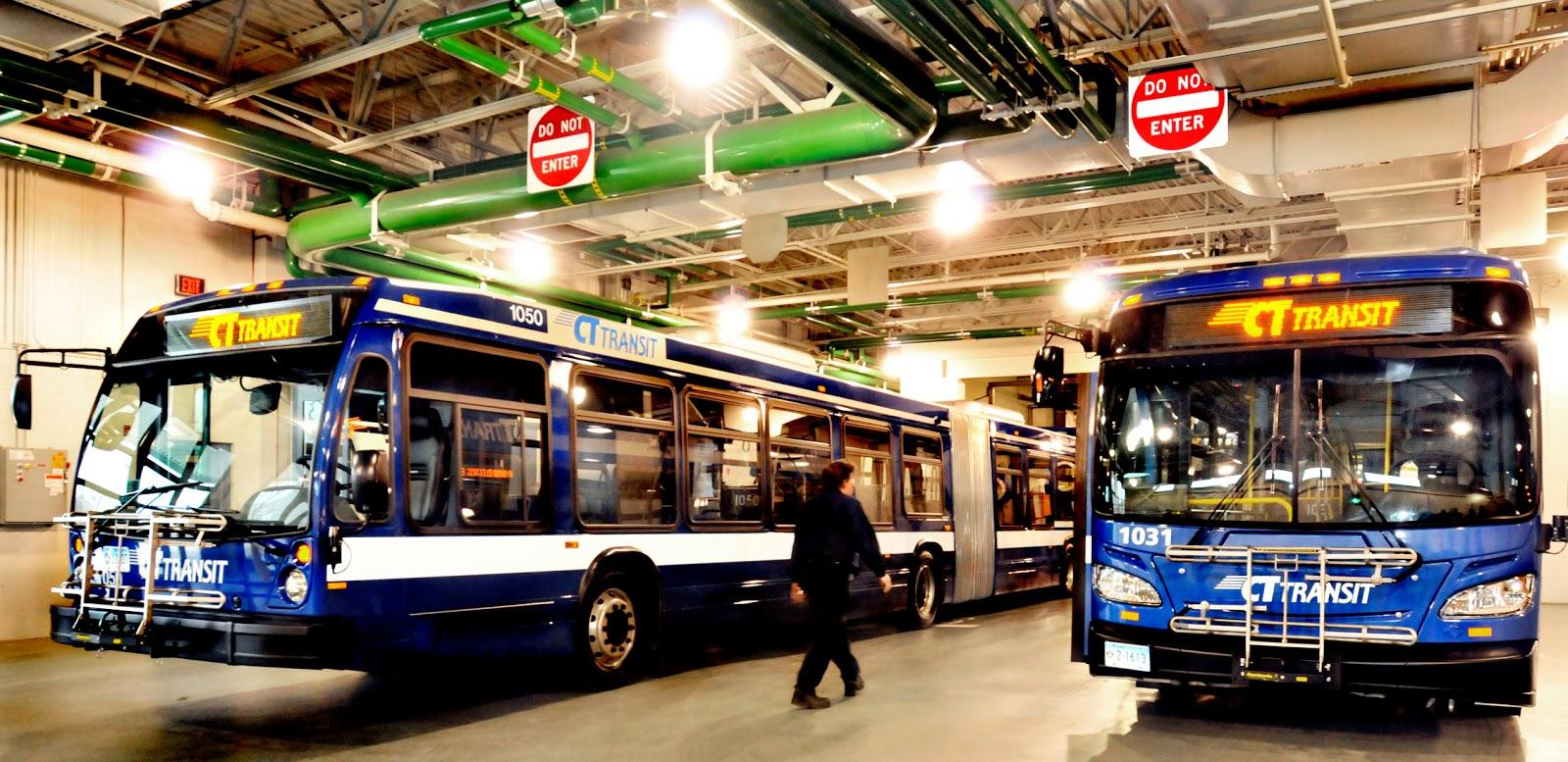 elm city express: 'cttransit to discontinue sargent drive commuter