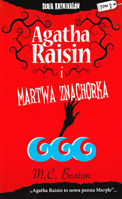 M.C. Beaton, Agatha Raisin i martwa znachorka [Agatha Raisin and the Witch of Wyckhadden, 1999]