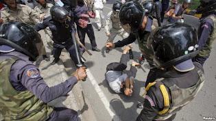 Hun Sen Crime