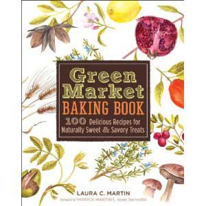 cover - green market baking book