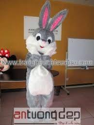 may bán masoc thú rối thỏ