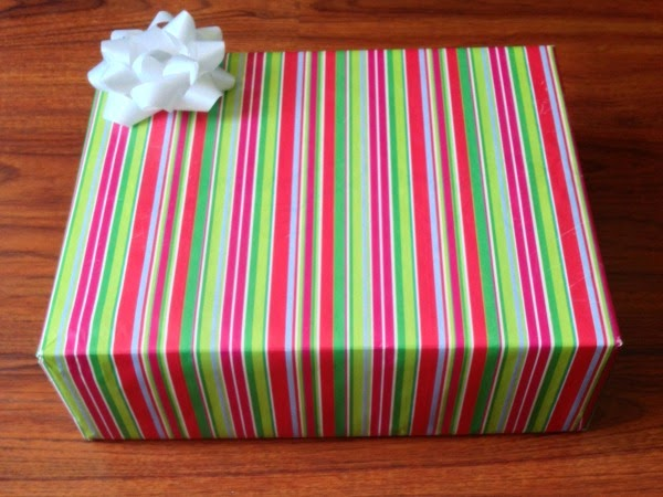 Wrapped Present for Year of Dates