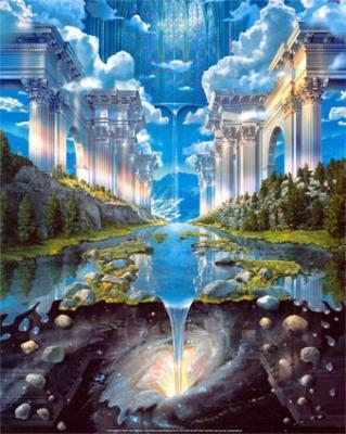Espiritualidad y extraterrestres: Las cuatro dimensiones y el cambio ...