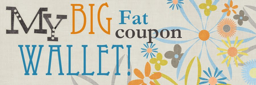 My Big Fat Coupon Wallet