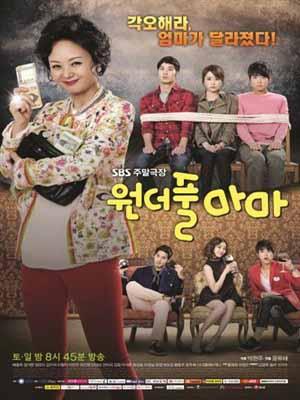 Người Mẹ Tuyệt Vời - Wonderful Mama (2013)
