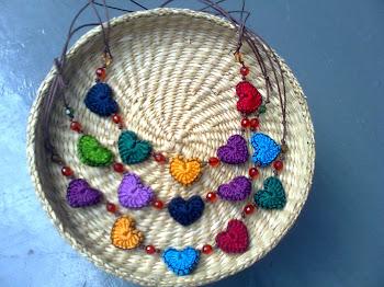 ARTENEP | acessórios em croche handmade