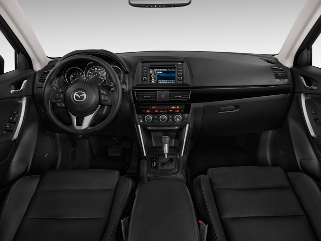 2013 Mazda CX-5 Review and Pictures Interior