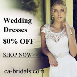 top quality wedding dress at ca-bridals.com