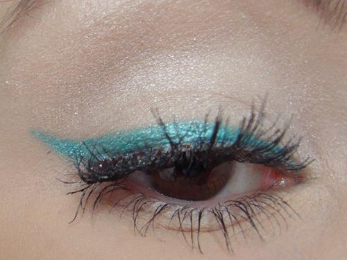 365 Days of Makeup, Natural Makeup, Makeup Look, Summer Makeup, Brown Eyes, Emerald, Arrows