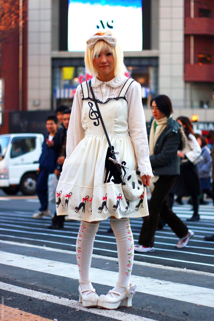 Eccezionale scostumista: HARAJUKU GIRLS MP49
