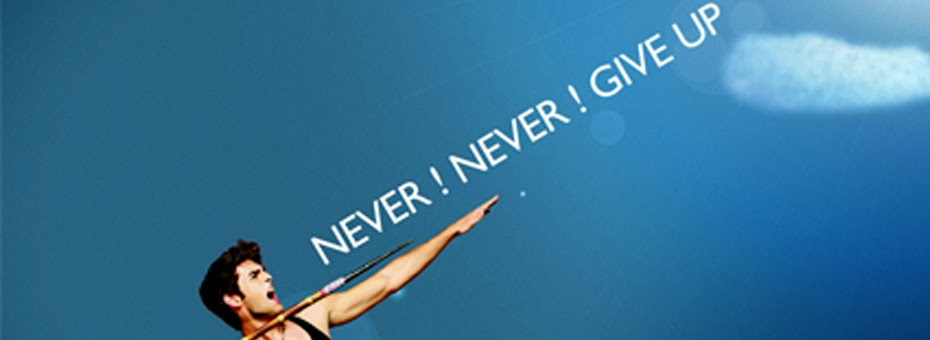 Never Give Up Facebook Covers