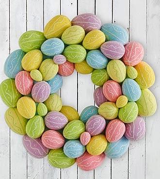 Coronas de Pascua, Decorativas