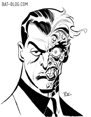 february 19 2012 - Two Face Coloring Pages