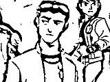 Desenhos do Mutante Rex