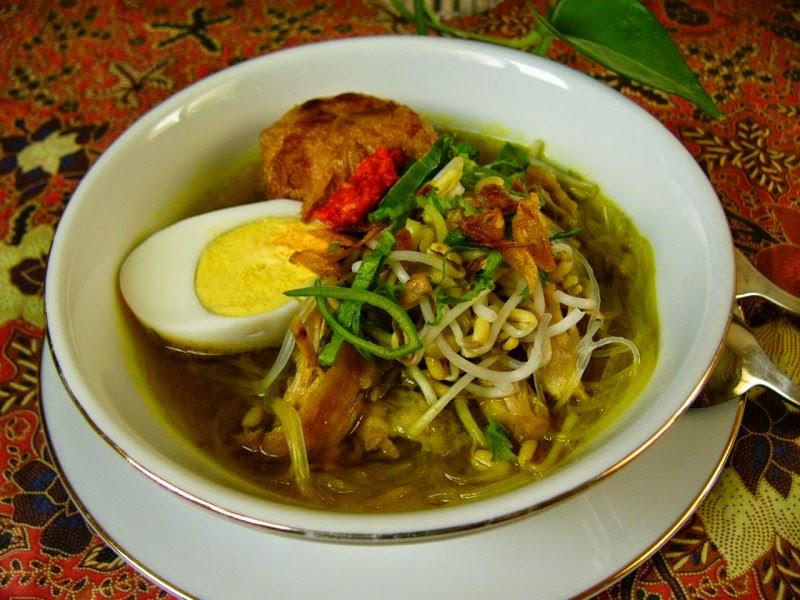 Resep Soto Banjar Khas Kalimantan yang Lezat